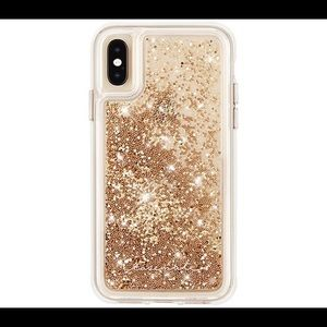 Waterfall iPhone XR case